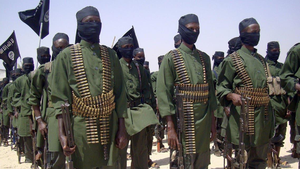Al-Shabab Islamist militants