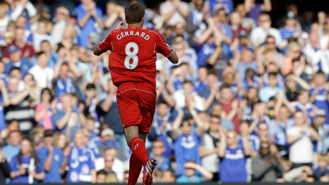 After 17 years with his boyhood team, during which time Gerrard has made more than 700 appearances, Saturday's clash with Crystal Palace will mark the end of an era.