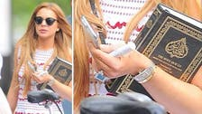 Lindsay Lohan feared returning to US because of her views on Islam