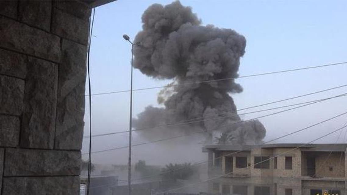 داعش الرمادي