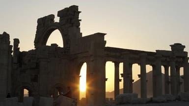 """""""داعش"""" يسيطر على الجزء الشمالي من مدينة تدمر"""