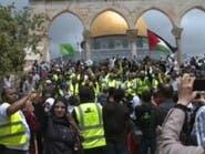 فلسطينيون يقطعون 200 كلم لربط حيفا بالمسجد الأقصى