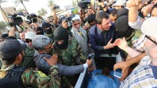 Baath party TV releases recording of Saddam deputy