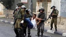 غربِ اردن: اسرائیلی فوج کی فائرنگ، 10 فلسطینی زخمی