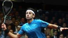 Egypt squash player El-Shorbagy reaches British Open semis