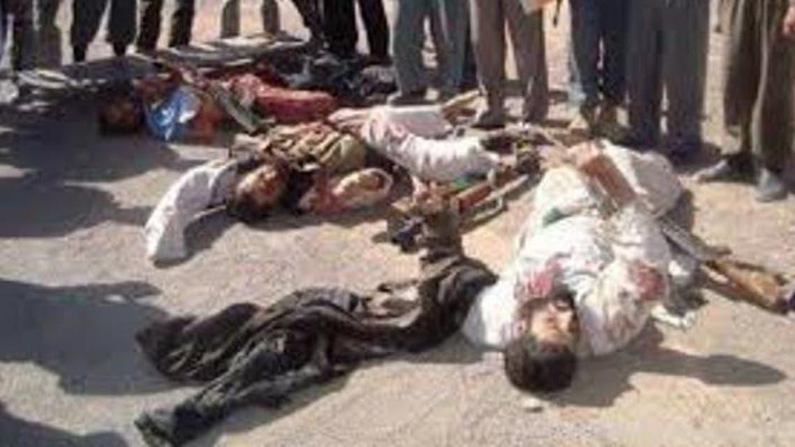 تلفات شورشیان افغانستان