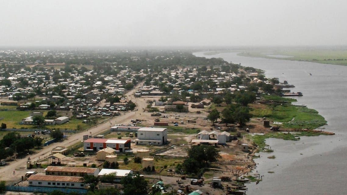 جنوب السودان ملكال