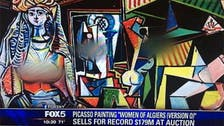 Fox News mocked after censoring breasts in Picasso painting