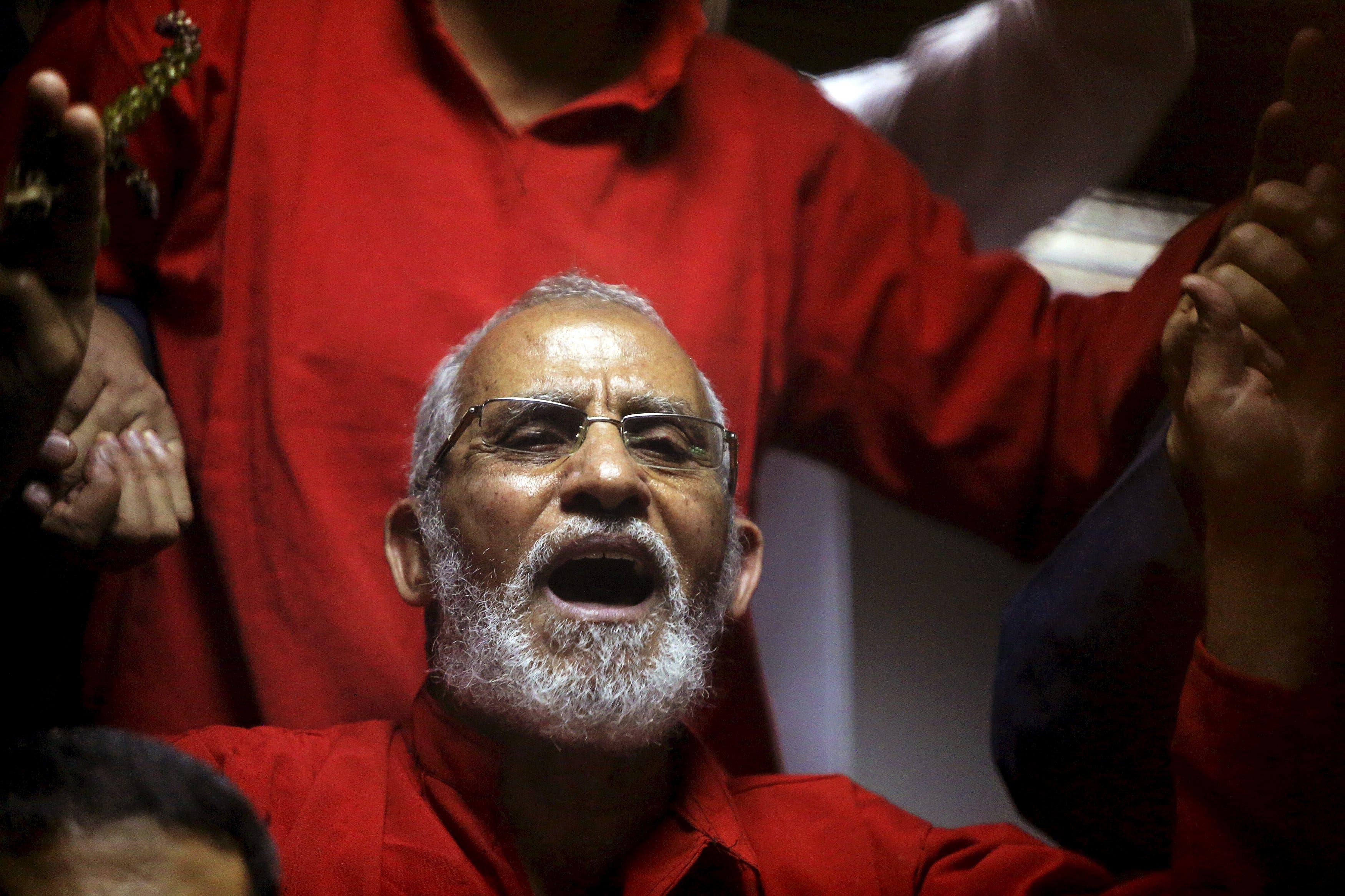 Egypt sentences former President Mursi to death
