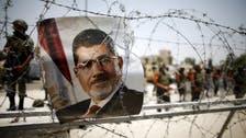 U.S. 'concerned' over Mursi death sentence