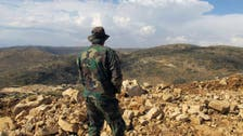 Hezbollah invites journalists on mock patrol on Syrian front