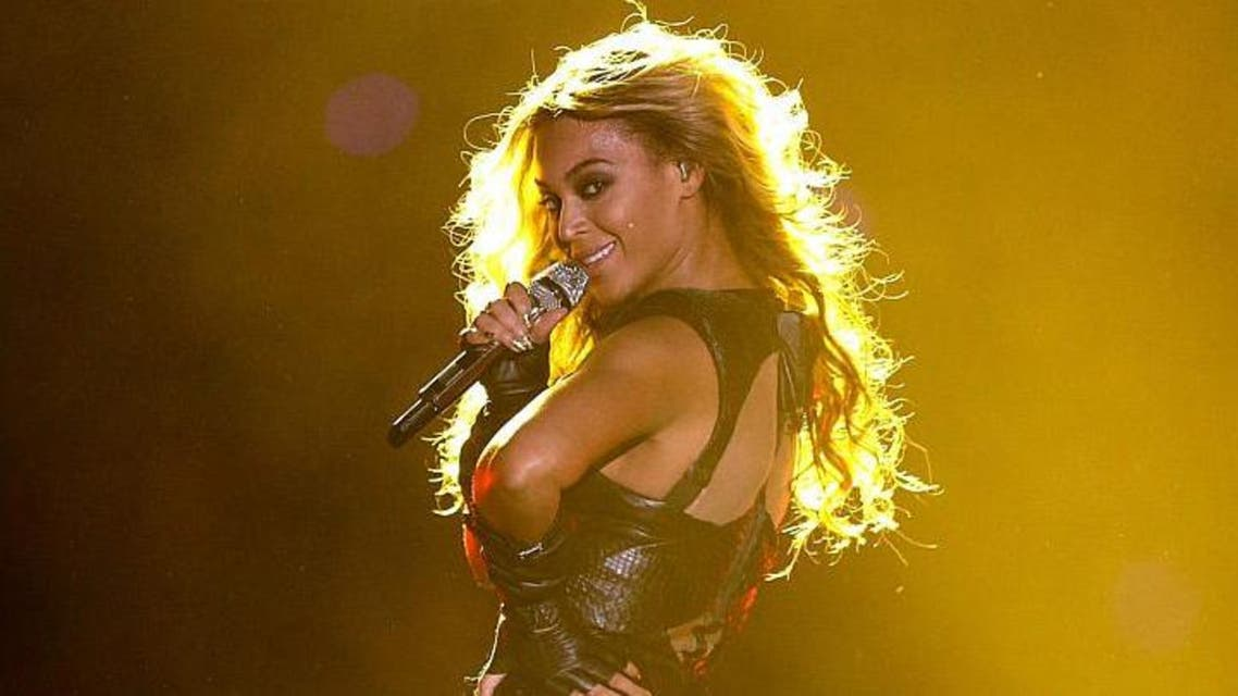 It wasn't immediately clear how long Beyonce's stop in Haiti was or exactly where she visited. (File photo: AFP)