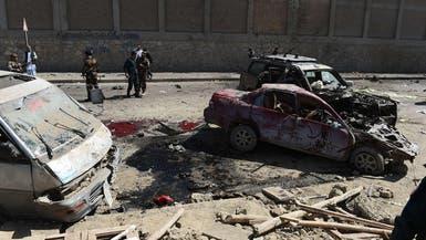 أفغانستان.. انفجار قرب قنصليات الهند وباكستان وإيران