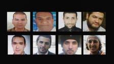 مصری فورسز پر حملوں میں ملوّث 6 مجرموں کو پھانسی