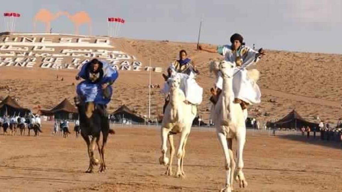 مهرجان طانطان في المغرب