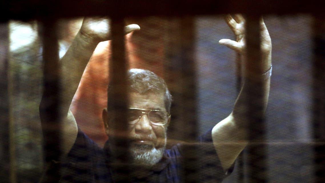 محاكمة محمد مرسي