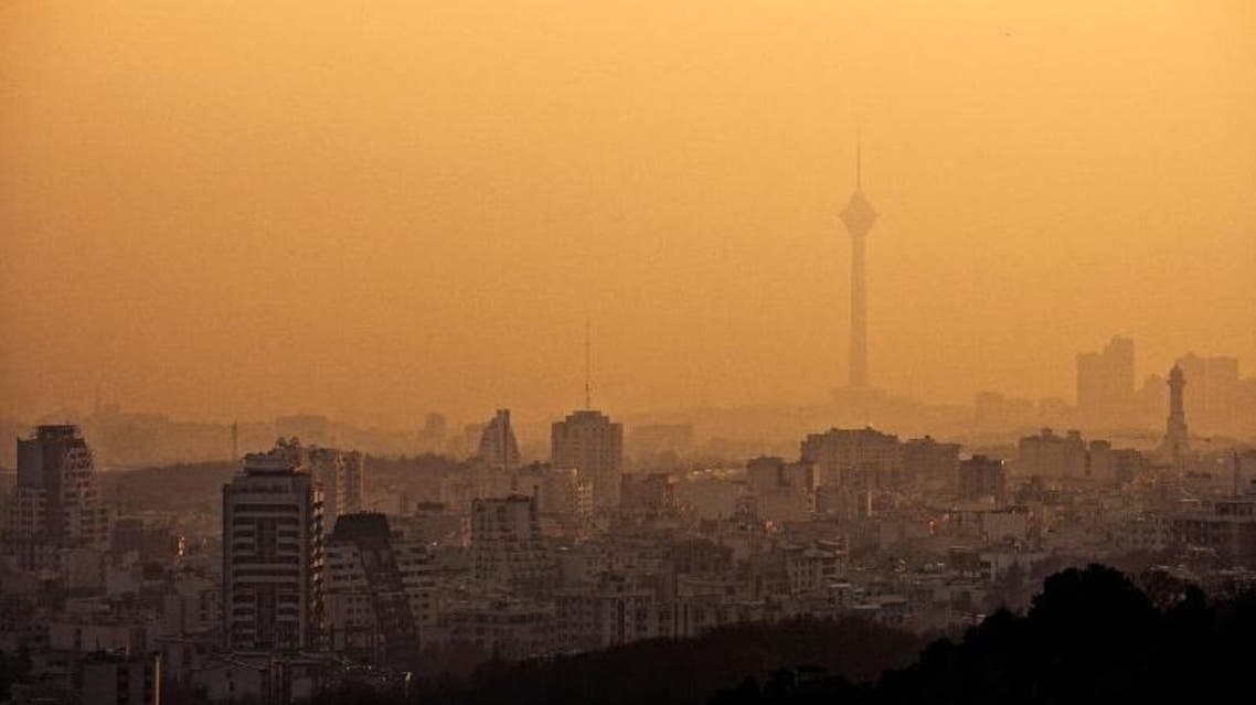 Air pollution continues to pose an everyday challenge to Iranians. (File: AFP)