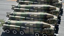 الصين تطور صواريخ بالستية برؤوس نووية متعددة