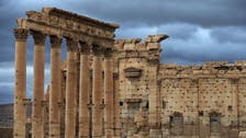 ISIS fires barrage of rockets at Palmyra