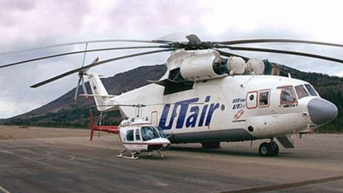 هليكوبتر الصين