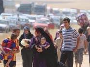 فرار نحو ألف عراقي إلى مخيم الهول في سوريا