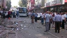 إصابة 9 في انفجار سيارة مفخخة شرق تركيا