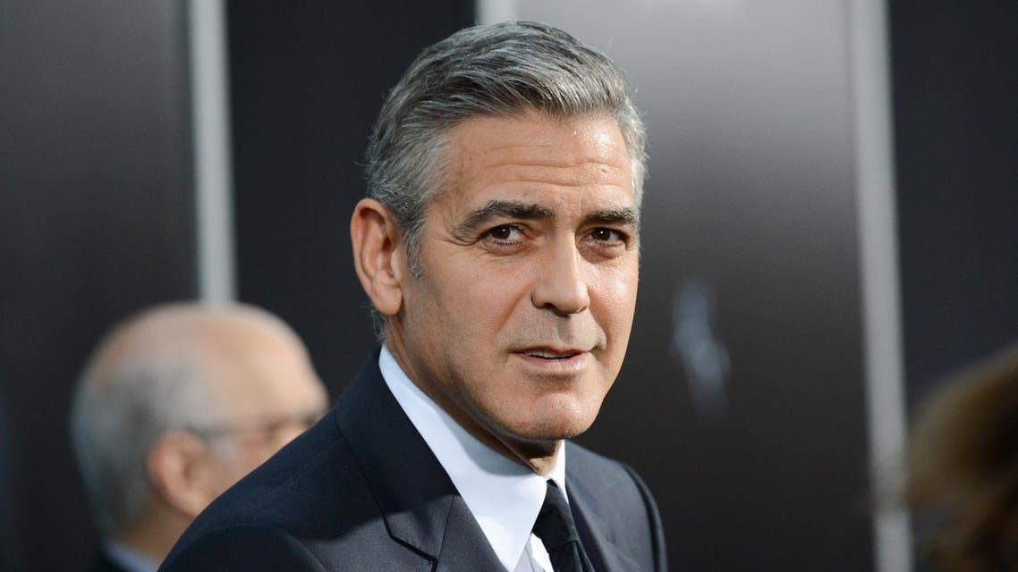 George Clooney AP
