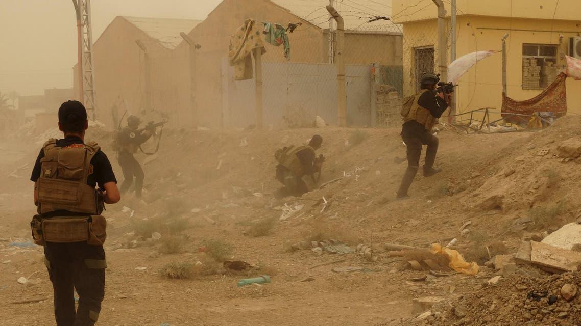 Anbar Iraqi forces Reuters