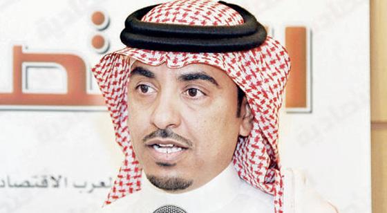Asharq Alawsat editor in chief, Salman Addousari