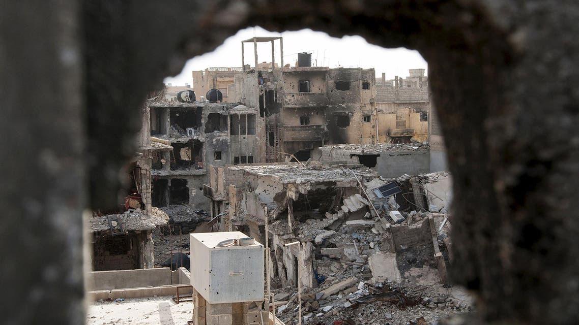 Benghazi Libya ISIS bomb Reuters