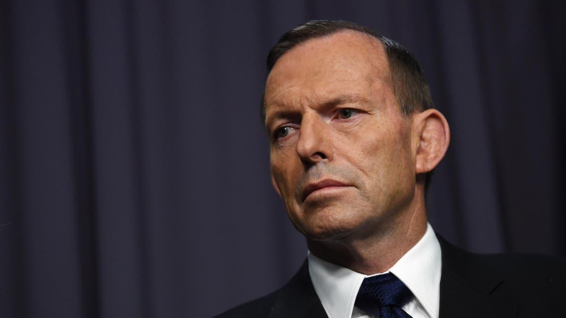 Tony Abbott AP