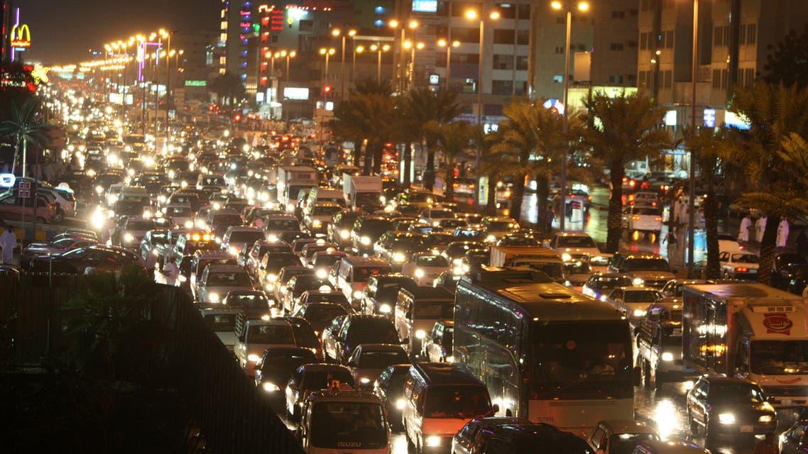 Jeddah traffic AP