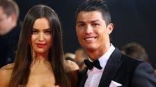 Cristiano Ronaldo's alleged infidelity left Irina Shayk in shock