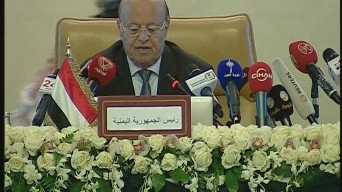 THUMBNAIL_ هادي: لا بد للحق أن ينتصر وسنعود إلى اليمن