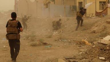 القوات العراقية تستعيد العصيبة شرقي الرمادي