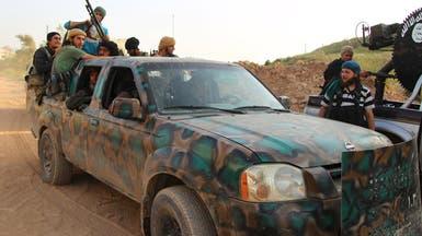 المعارضة السورية تبدأ معركة جديدة في الغوطة الشرقية