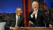 David Letterman bids farewell to the 'Late Show'