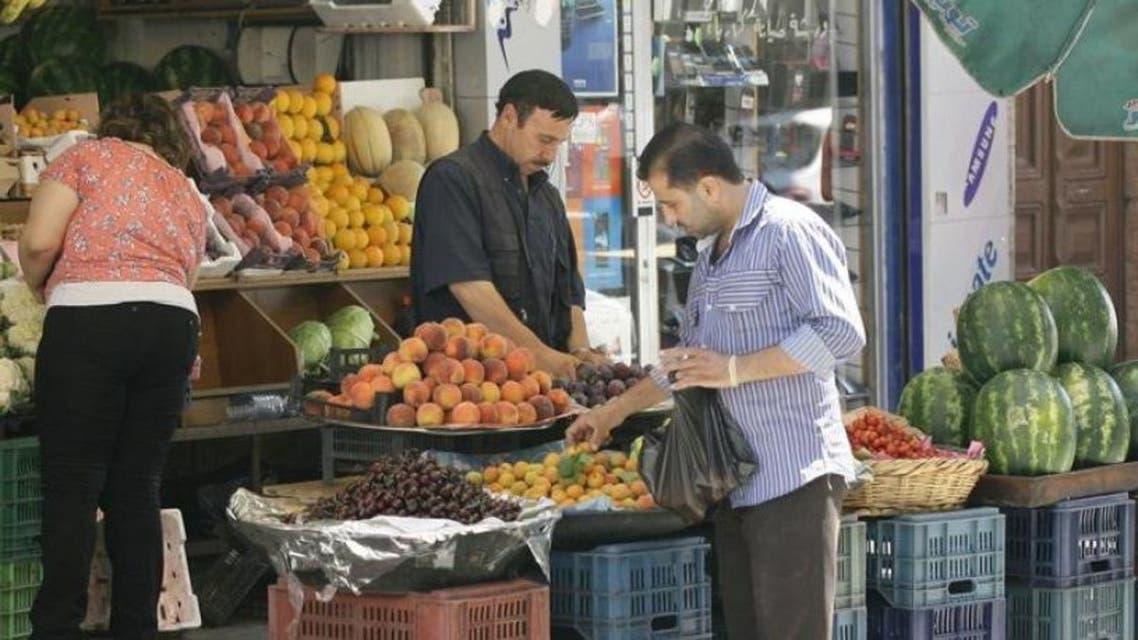 Syria - Economy AFP
