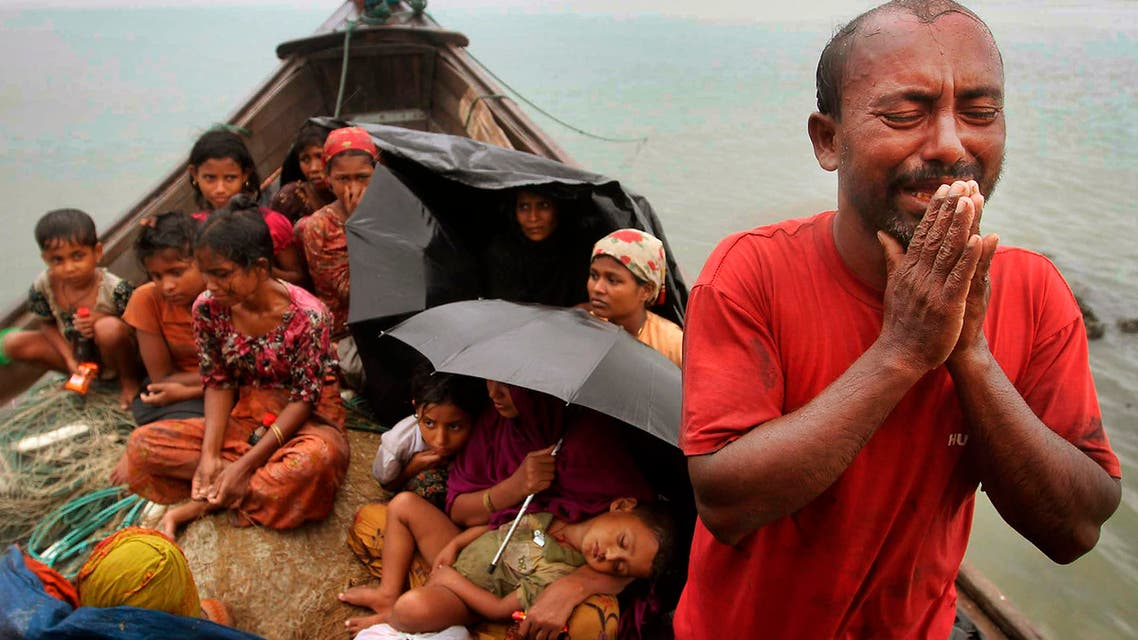 rohingya migrants AP