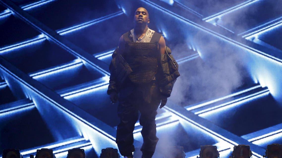 Kanye West Billboard Music Awards Reuters