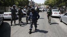 Palestinian driver rams two Israeli police, shot dead