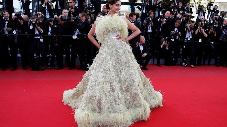 A-listers glitter in Lebanese gowns on Cannes red carpet - Al ...