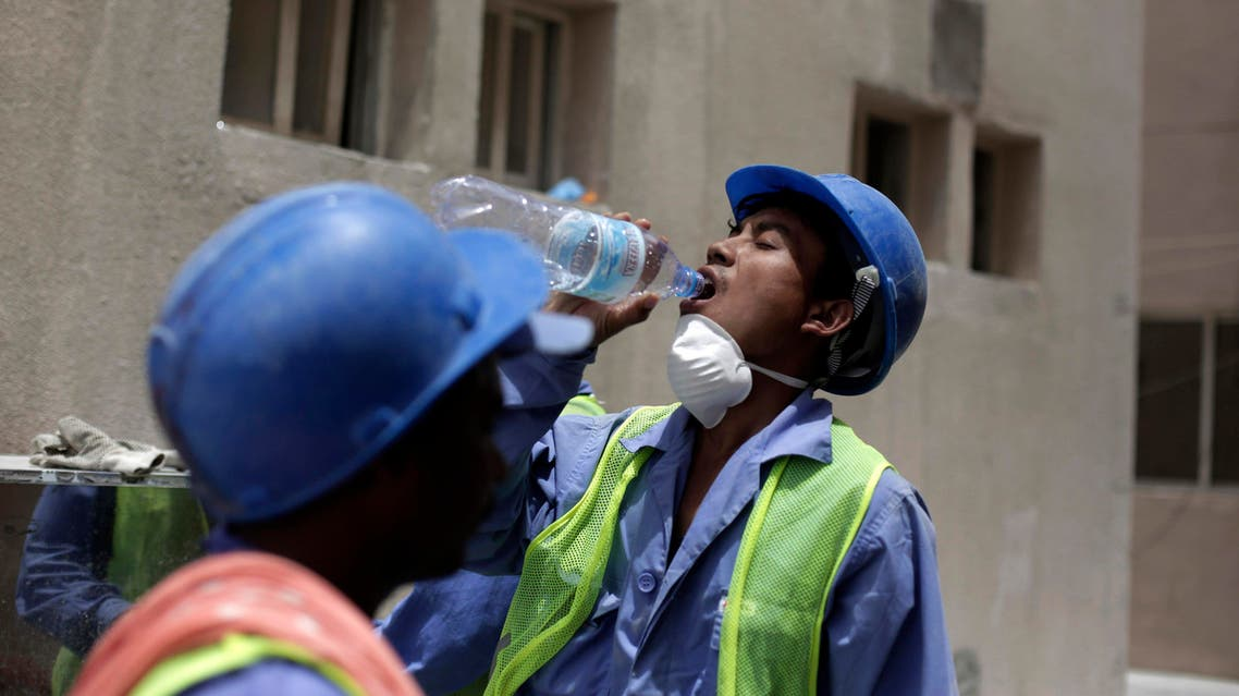 Since the 2010 vote, Qatar has faced twin-pronged scrutiny over alleged corruption in the bid and conditions for low-paid migrant workers. (AP)