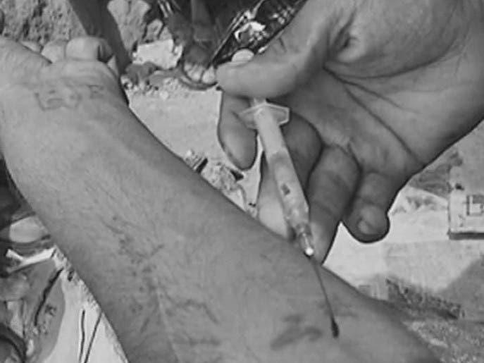 تقرير خاص: 6 ملايين مدمن مخدرات في بلد واحد