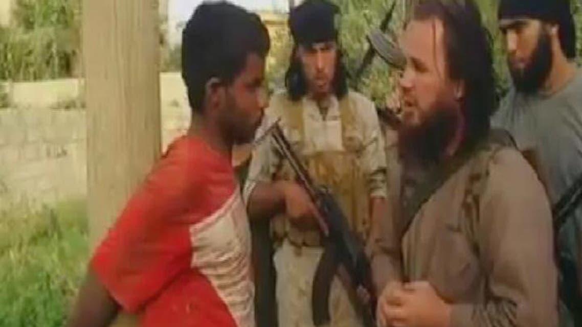THUMBNAIL_ اعدام شاب من مدينة الشعيطات بريف دير الزور