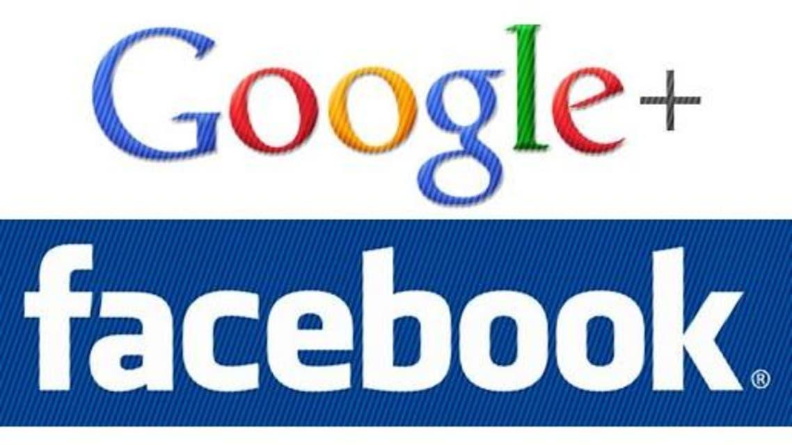 غوغل وتويتر وفيسبوك