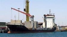 Iran's Yemen-bound aid ship docks in Djibouti: report