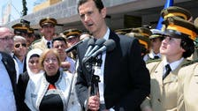 Syria's Assad pays tribute to soldiers despite setbacks