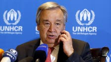 UN chief 'deeply alarmed' by fighting in Ethiopia's Tigray