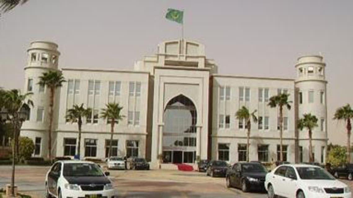 الرئاسة الموريتانية